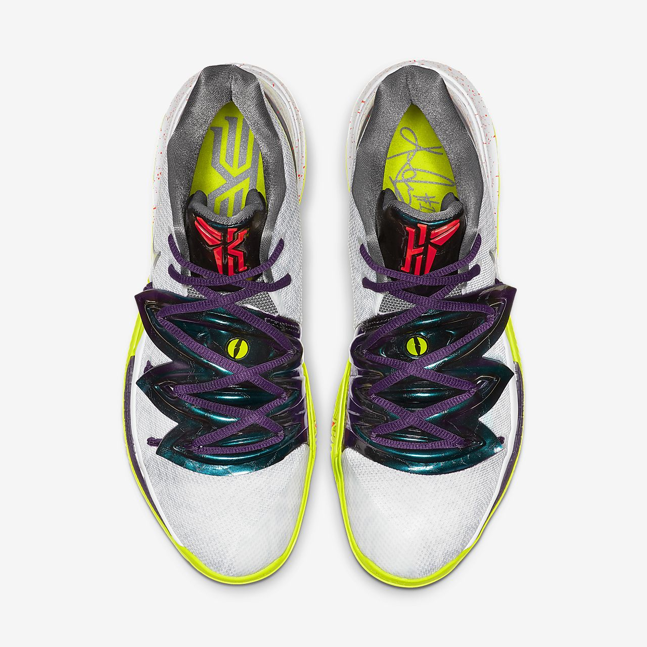 Kyrie 5 EP 'Just Do It' Nike AO2919 003 GOAT